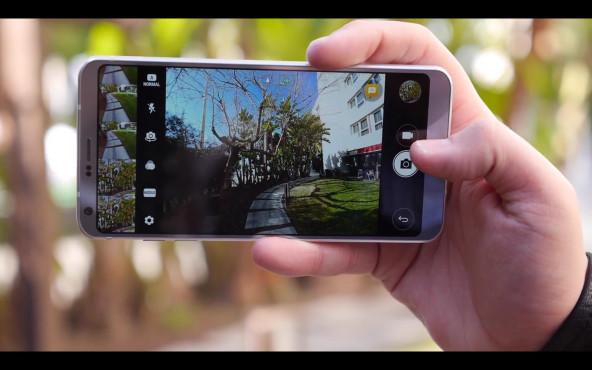 LG G6 im Praxis-Test: Weitwinkelkamera ©COMPUTER BILD