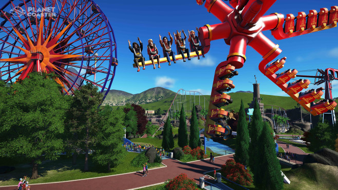 Planet Coaster © Frontier Developments