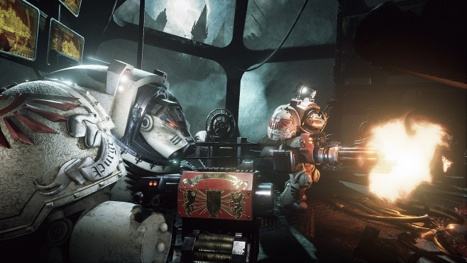 Space Hulk – Deathwing © Focus Home Interactive