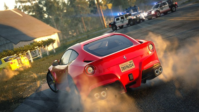 The Crew – Ultimate Edition © Ubisoft