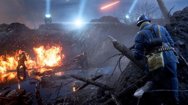 Battlefield 1: Patch ©EA