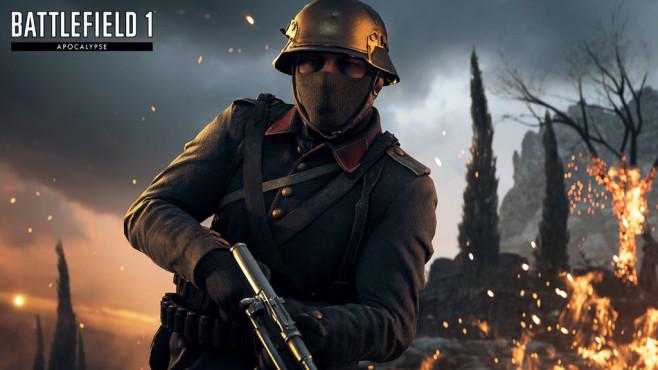 Battlefield 1: Patch - Apocalypse ©EA