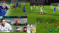 FIFA Mobile Fu�ball © EA