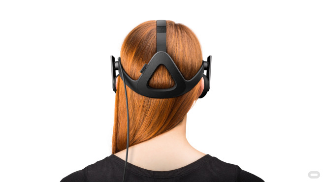 Oculus Rift ©Oculus