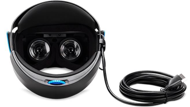 VR-Brille von Acer ©Microsoft