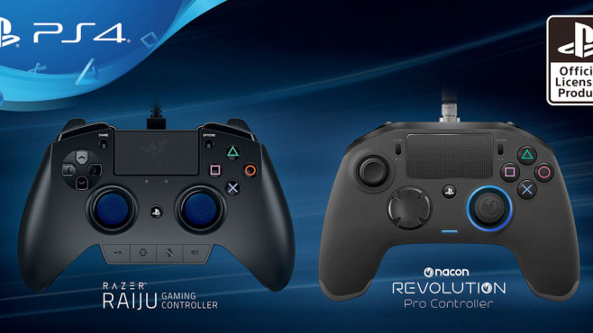 PS4: Controller © Sony