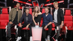Die The Voice-Jury 2016 © Sat1/Pro Sieben/Richard H�bner