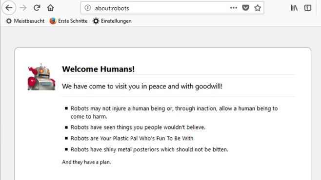 Die Roboter kommen ... ©COMPUTER BILD