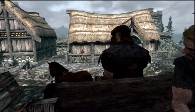 Skyrim (2011): PlayStation 3-Version © Bethesda