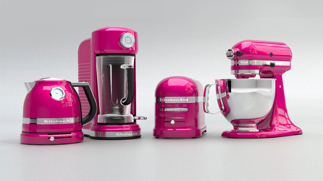Kitchenaid Kollektion © Kitchenaid