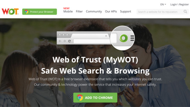 Web of Trust ©Web of Trust