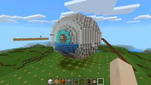 Laut Microsoft soll das Spiel Minecraft als Lernhilfe Einzug in Schulklassen finden. ©Microsoft
