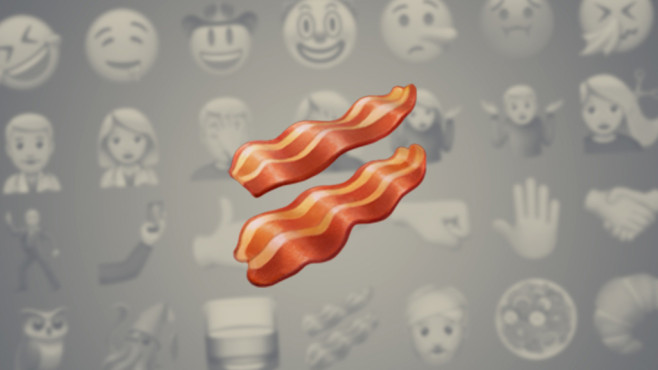 Bacon © Emojipedia