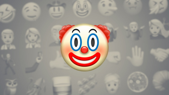 Clown © Emojipedia