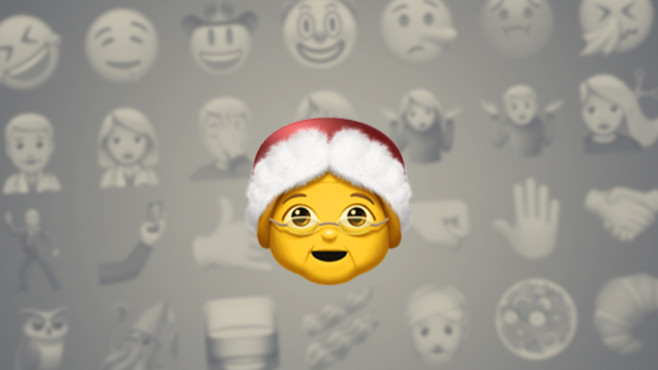 Oma mit Hut © Emojipedia