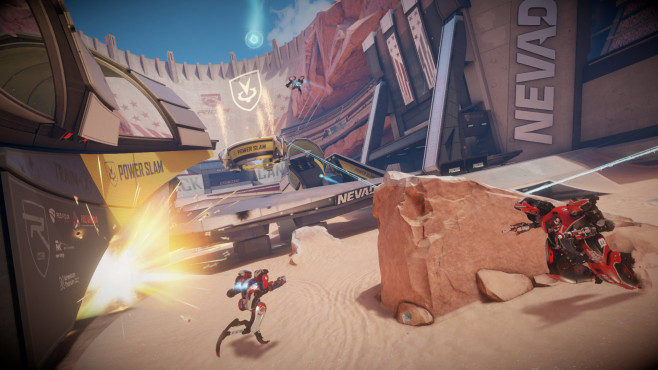 Rigs – Mechanized Combat League © Sony
