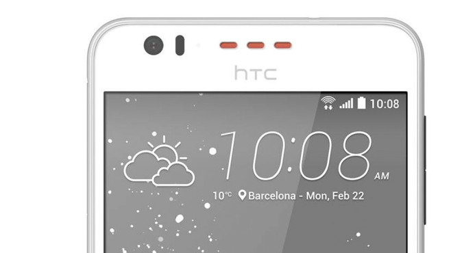 HTC Desire 530: Display © HTC