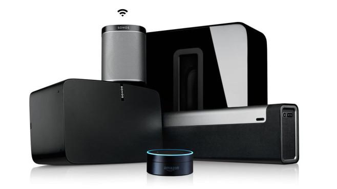 Sonos Amazon Echo ©Sonos