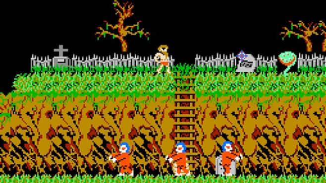 Ghosts'n Goblins © Capcom