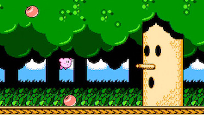 Kirby's Adventure © Nintendo