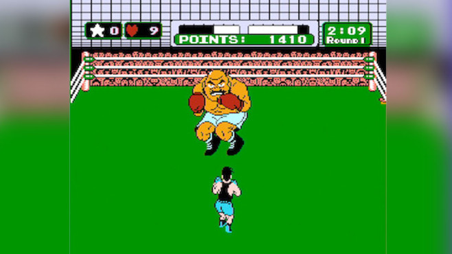 Punch-Out!! Featuring Mr. Dream © Nintendo
