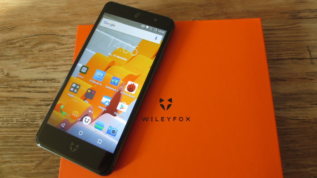 Wileyfox Swift 2 Plus © COMPUTER BILD