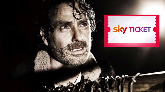 Sky Ticket Probleme ©Skyticket, AMC, Fox