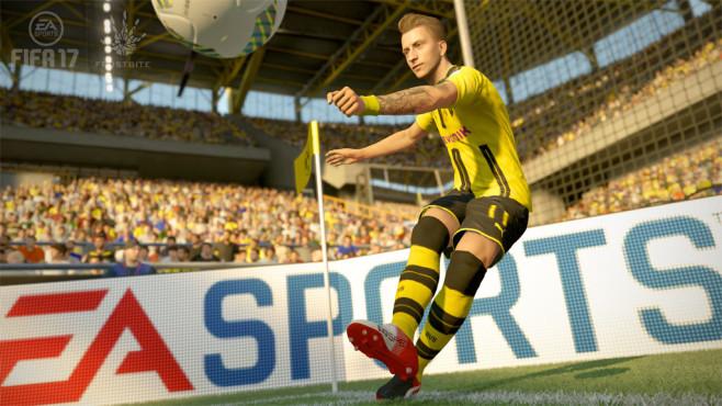 FIFA 17: Spieler ©EA