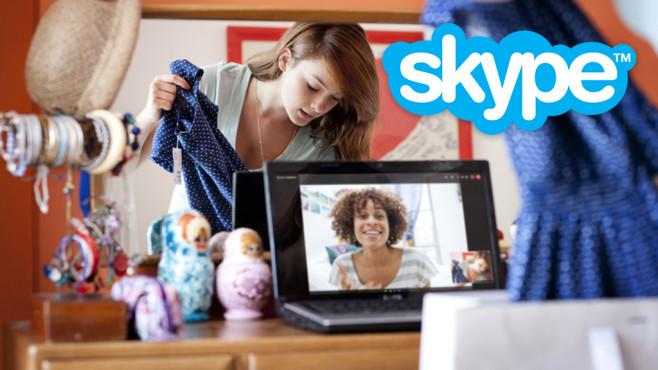 Ab sofort kann jeder ohne bestehenden Account skypen ©Skype, David Malan/Getty images