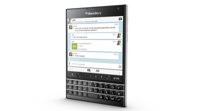 Blackberry 10 © BlackBerry