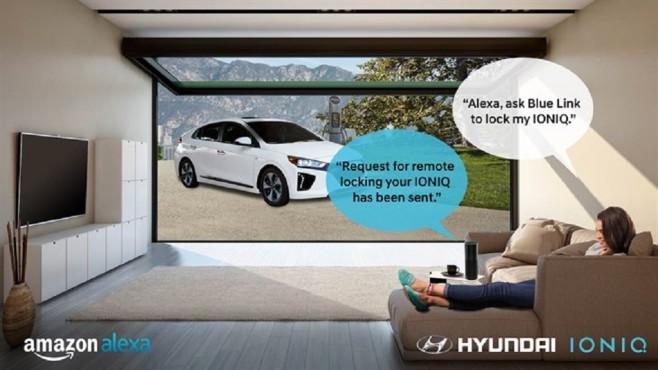 Hyundai: Alexa ©Hyundai