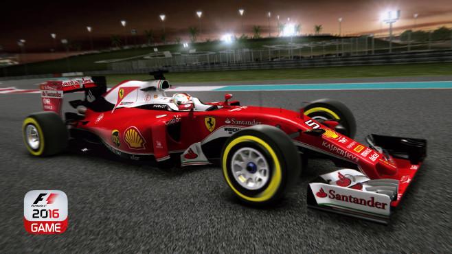 F1 2016 für iOS ©Codemasters