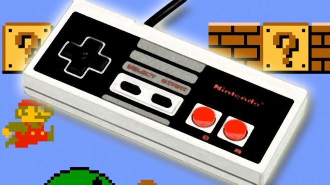 Nintendo: NES-Gamepad ©Nintendo