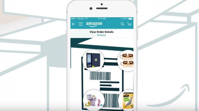 Amazon-App: X-Ray ©Amazon