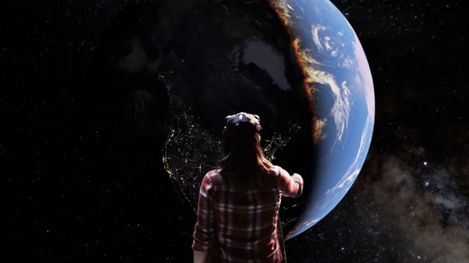 Google Earth VR: Welt ©Google