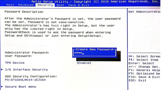 Passwort setzen ©COMPUTER BILD
