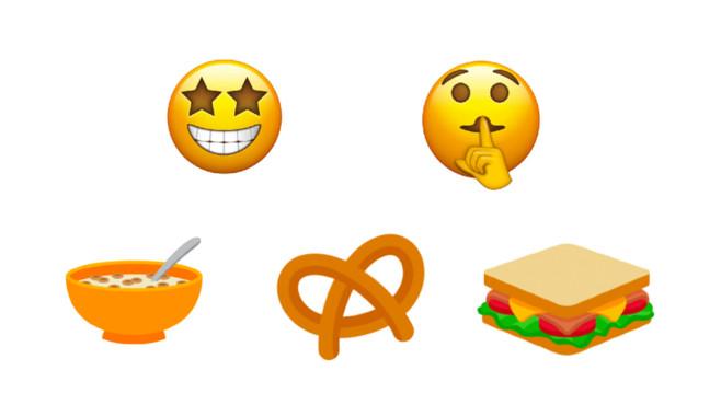 Emojis ©The Unicode Consortium
