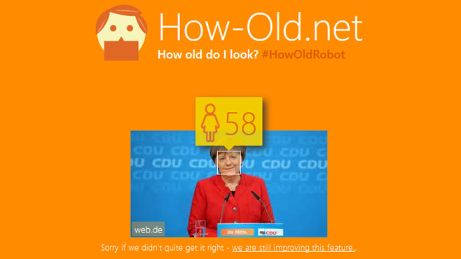How Old Do I Look: Alter schätzen © COMPUTER BILD