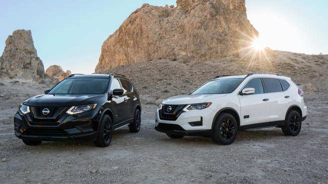 Nissan X-Trail Star Wars © Nissan