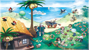 Pokémon Sonne und Mond ©Nintendo/The Pokémon Company