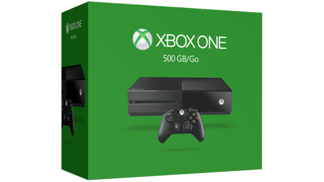 Microsoft Xbox One 500GB © Saturn