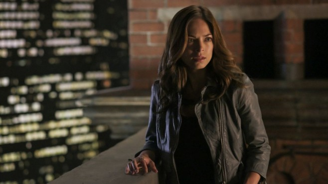Kristin Kreuk als Catherine © The CW Network