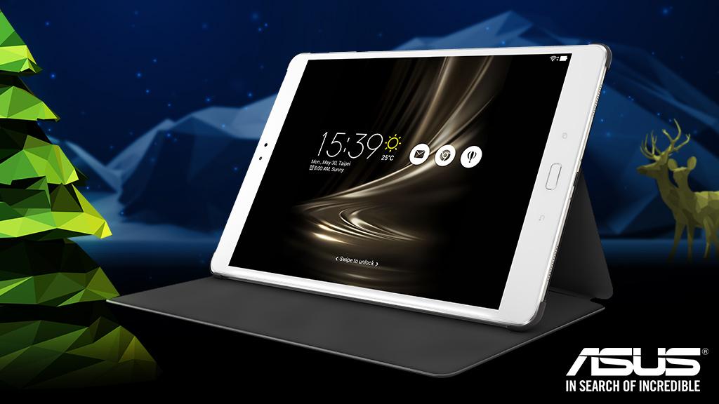 Gewinnen Sie ein ZenPad 3S 10 von Asus.©Asus, raincity - Fotolia.com, jillwt - Fotolia.com, Kundra - Fotolia.com