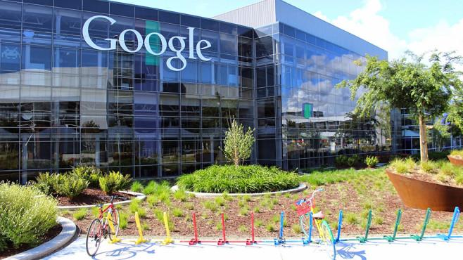 Google: Campus ©Google