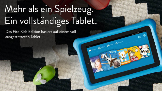 Amazon Fire Kids Edition: Produktbilder © Amazon