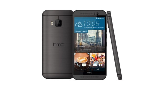 HTC One M9 (Prime Camera Edition) © Media Markt