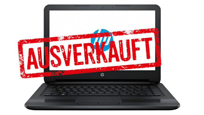 Hewlett-Packard HP 14 14-am031ng © Media Markt