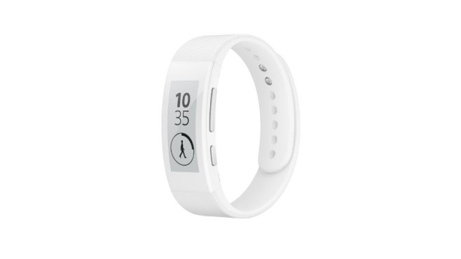 Sony SmartBand Talk SWR30 © Media Markt