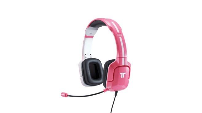 Tritton Kunai Stereo (pink) ©Media Markt