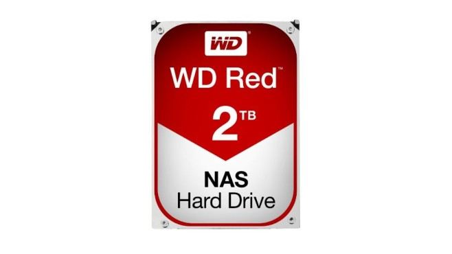 Western Digital Red SATA III 2TB (WD20EFRX) © Media Markt